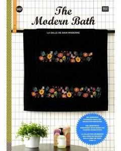 Rico Design borduurboek de moderne badkamer 147