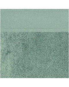 Rico Design handdoek met aida rand om te borduren zeegroen 740273.18