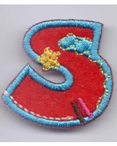 Fun letter S, applicatie