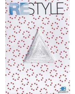 Witte driehoek applicatie