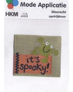 It's Spooky! applicatie