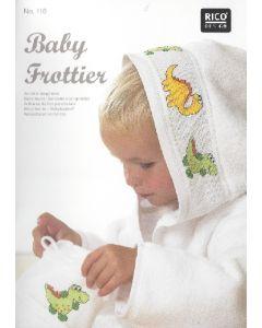 Rico Design borduurboek Baby dieren Nr.116