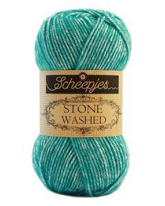 Scheepjes Stone Washed kl.824 Turquoise
