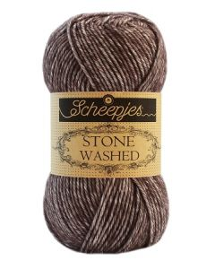 Scheepjes Stone Washed kl.829 Obsidian