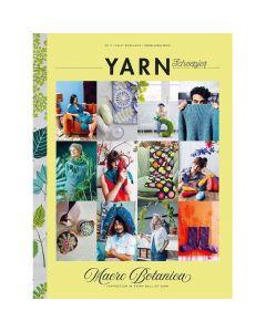 Scheepjes Bookazine YARN 11 Macro Botanica