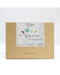 Scheepjes CAL2019 ROZETA Colour Crafter - Witching Hour