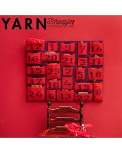 Scheepjes Catona adventkalender haken uit Yarn 10