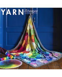 Scheepjes Softfun deken haken uit Yarn 10
