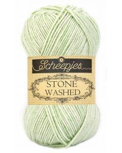 Stone Washed van Scheepjes, kl.819 new jade (mint)