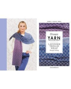 Scheepjes YARN 'The After Party' Nr.71 Lavender Trellis Wrap