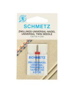 Schmetz naaimachine tweelingnaald universal 4.0/100
