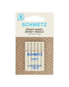 Schmetz naaimachinenaalden Jesey 100/16