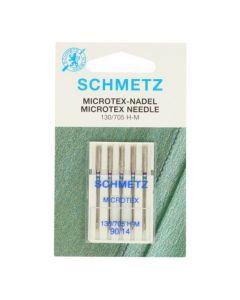 Schmetz naaimachinenaalden microtex 90/14