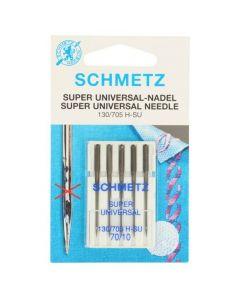 Schmetz naaimachinenaalden super universeel 70/10