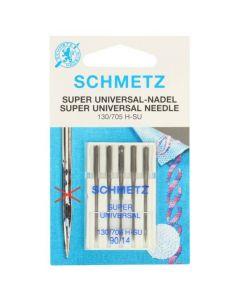Schmetz naaimachinenaalden super universeel 90/14