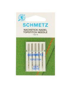 Schmetz naaimachinenaalden topstitch 100/16
