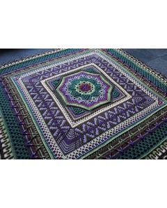Spice Market Lavendel en Mint CAL van de Colour Crafter
