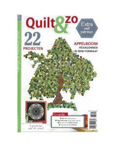 Tijdschrijft Quilt & zo Nr.54