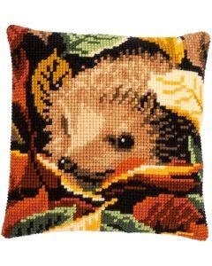 Vervaco borduurkussen egeltje pn-0166003