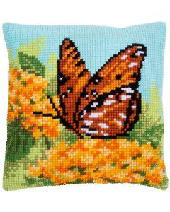 Vervaco borduurkussen schoonheid van de natuur pn-0173524