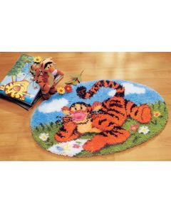 Vervaco Disney knooppakket tijgertje kleed pn-0014712