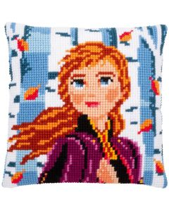Vervaco Disney kruissteekkussen Frozen II Anna borduren pn-082762