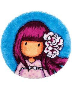Vervaco knooppakket Gorjuss - Santoro London Cherry blossom pn-0187915