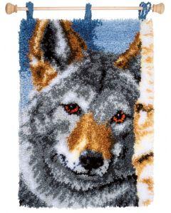 Vervaco knooppakket knoopkleed wolf pn-0171657