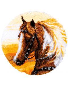 Vervaco knooppakketwestern paard knoopkleed pn-0187687