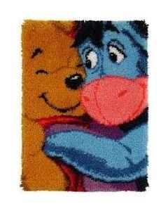 Knoopkleed Pooh met ior