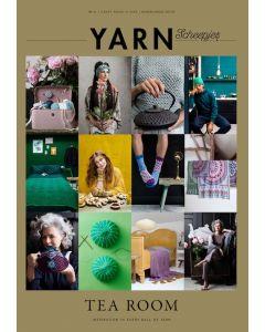 Scheepjes Yarn bookazine 8 Tea Room
