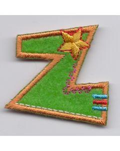 Applicatie Fun letter Z