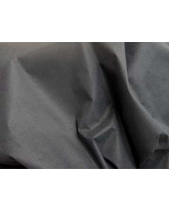 Vlieseline stik en trek in het zwart