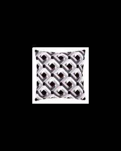 Borduurpakket spansteek kussen zwarte-wit van Vervaco pn-0148243