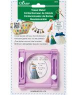 Clover Tassel Maker Small om zelf kwastjes te maken