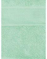 Rico Design handdoek met aida rand om te borduren mint 740266.18
