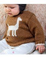 Breipakket babytrui van Phil Soft+ van Phildar