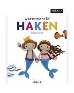 Boek waterwereld haken van Bas den Braver