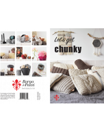 Borgo de Pazzi boek Let's Get Chunky