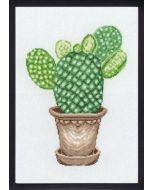 Borduurpakket Permin Mickey Cactus 92-7445