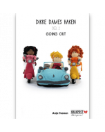 Haakboek Dikke Dames Haken deel 2 van Anja Toonen