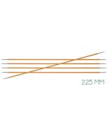 Sokkennaalden KnitPro Zing 2.25mm, 20cm lang