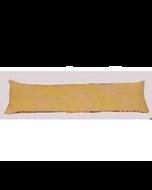 Kussenrug met ritssluiting van vervaco 85x25cm