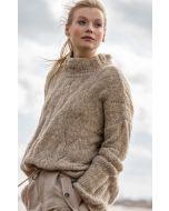 Lana Grossa trui breien van Nuvoletta (m1)