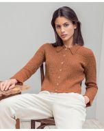 Lana Grossa vest breien van Cool Wool (m8)