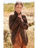 Lana Grossa vest van Lucia en Silkhair (m56)
