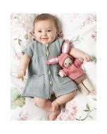 Phildar baby jurkje breien en haken van Phil Ocean