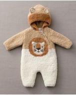 Phildar baby pakje met een leeuw breien van Phil douce en Partner 6 (189, m18)