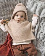 Phildar baby poncho breien van Phil Romance