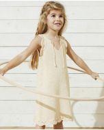 Phildar kinder jurk breien en haken van Phil Rustique (199,m7)